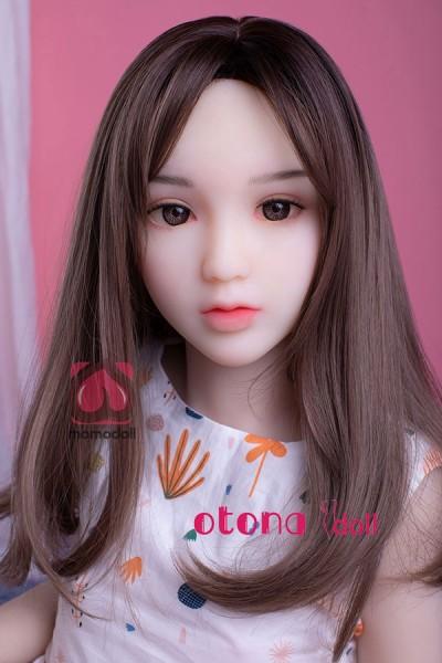 美紗 128cm平胸 MOMODOLL #062 清純少女等身大ドール EVO骨格 ロリラブドール