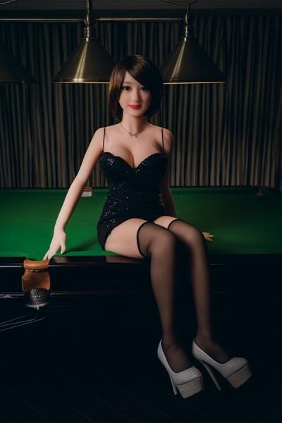 静奈 145cm等身大ラブドール WM Doll #62 D カップ