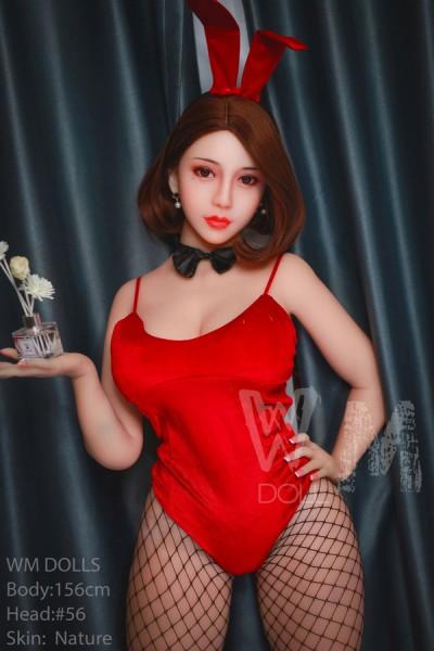 中田美希 156cm等身大ラブドール 値段 WM Doll #370 H カップ