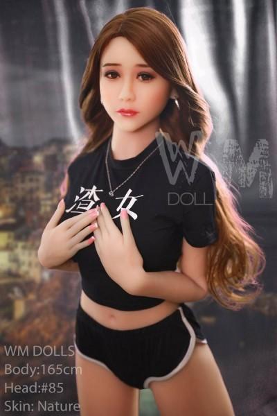 沙希 165cm等身大ラブドール WM Doll #85 D カップ