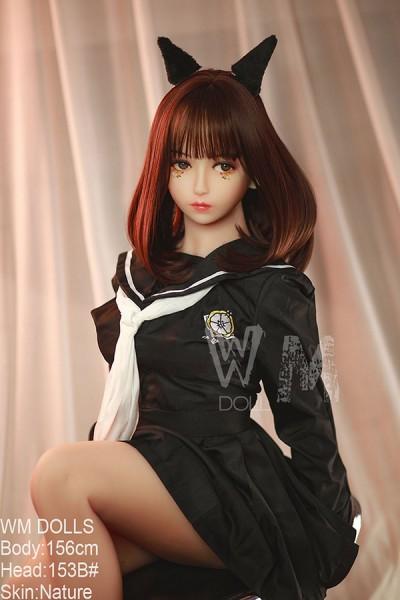 西田有里枝 B カップ 156cm等身大ドール WM Doll #153