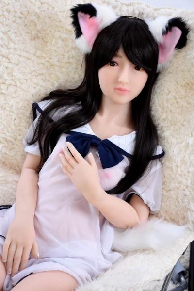 遠藤絵理 140cmロリドール 安いダッチワイフ AXB Doll A17 TPE良乳ラブドール c カップ セックスドール sex doll