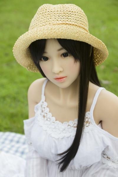 知念沙織 140cm等身大ドール AXB Doll A27 TPE良乳ラブドール