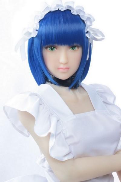 松本花佳 140cm等身大ドール 安いロリドール AXB Doll A32 TPE良乳ラブドール アニメ c カップ