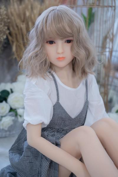 森本文香 140cm等身大ドール TPE貧乳ラブドール AXB Doll A81