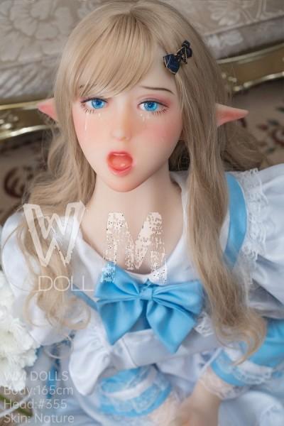 聡子 165cm等身大ラブドール WM Doll #355 D カップ