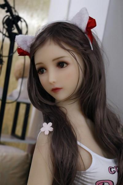 池上都喜子 156cm等身大ドール WM Doll #314 B カップ