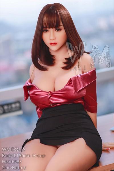 池端まりえ 156cm等身大ラブドール 巨尻 WM Doll #85 H カップ