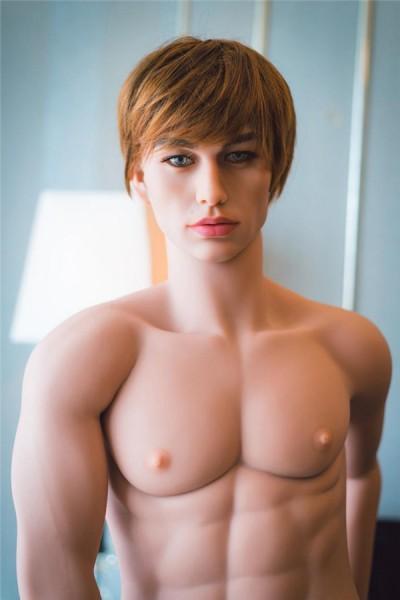 Jacob 男性型160cm 等身大 女性 用 ダッチワイフ 男同性愛者 WM Doll 送料無料