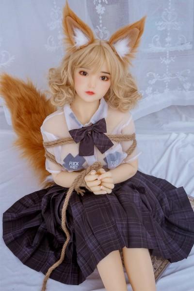 狐子ちゃん 130cm大胸 axbdoll #C46 ラブドール