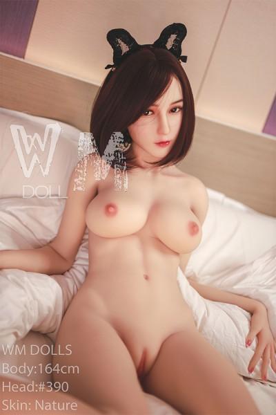 知念沙織 164cm等身大ドール WM Doll #390 D カップ 外人 セックス