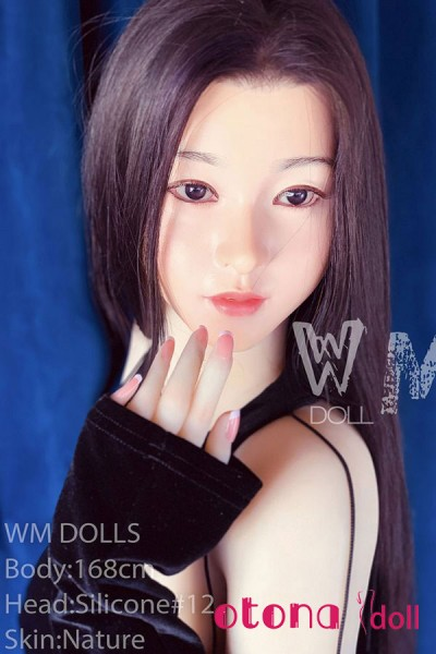 168cm Kaho夏穂シリコン製+TPE体 F-cup WM Doll#12リアルドール