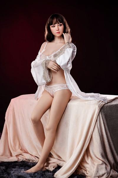 158cm Reonレオン XY Doll シリコン頭部+TPEボディー可愛ラブドール Cカップ