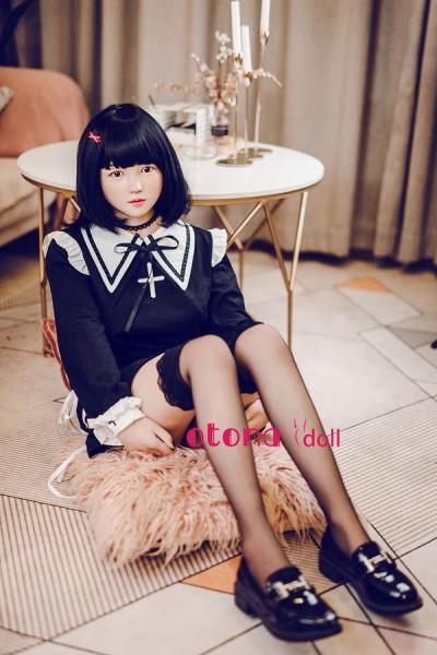 158cm Nanami奈々美 XY Doll シリコン頭部+TPEボディー等身大ドール Aカップ