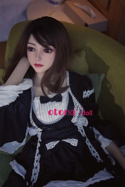 140cm Ibuki伊吹 XY Doll シリコン頭部+TPEボディーダッチワイフ Bカップ