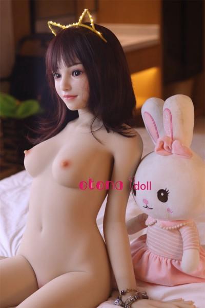 140cm Anno庵野 XY Doll シリコン頭部+TPEボディーセクシードール Bカップ