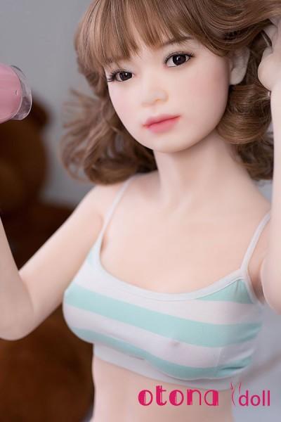 150cm Tumugi紬 B-cup 6YE Doll TPEセクシードール