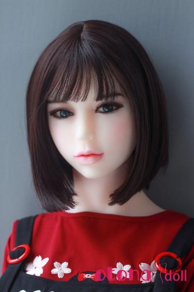 150cm Miyu美優 B-cup 6YE Doll清楚TPE等身大ドール