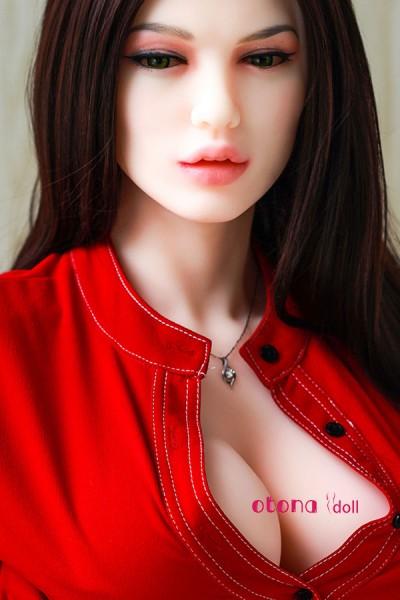 165cm Honoka歩乃華 6YE Doll TPEセクシーラブドールFカップ