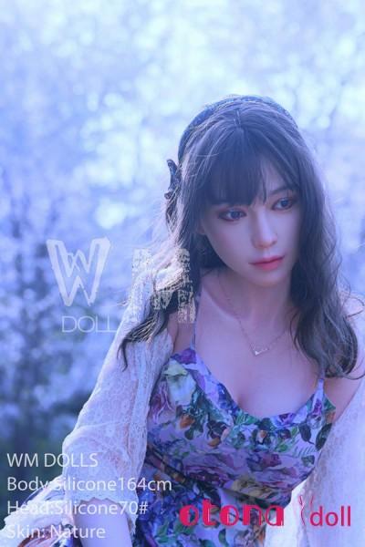 164cm Ran蘭 Dカップ WM Doll#70 シリコン美少女ドール