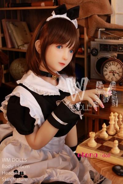 156cm Neiroネイロ#314 WM Doll TPEダッチワイフ Bカップ