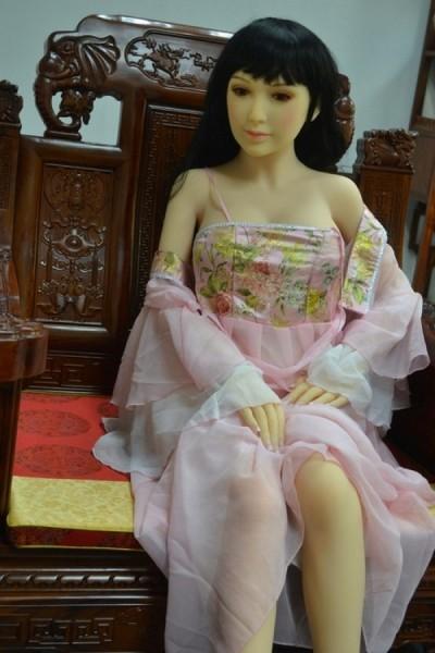 寿美枝 D カップ 145cm等身大ラブドール WM Doll #18