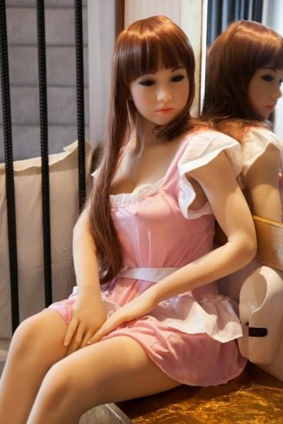 浄子 D カップ 145cm等身大ラブドール WM Doll