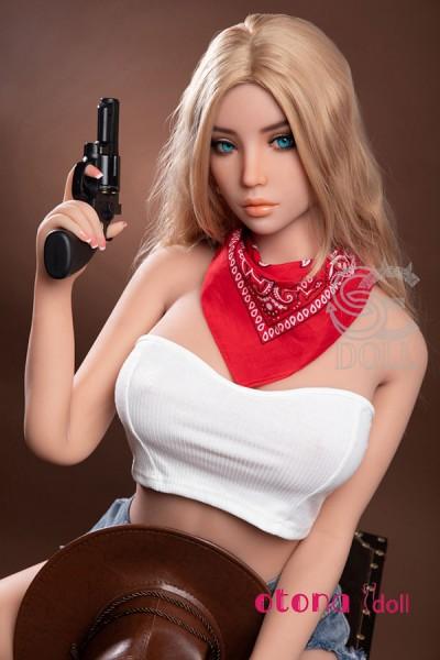 158cm Caroline SE Doll TPEロリドール Dカップ #088